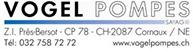 Vogel Pompes : au cœur des installations de mini-hydraulique (NE)