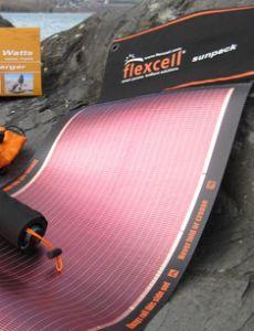 Flexcell solar