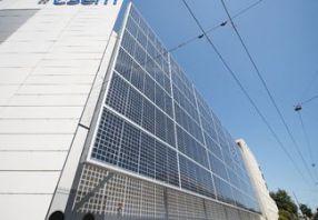 Neue Photovoltaik Fassade F 252 R Das Csem News Actualit 233 S