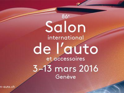 Salon international de l 39 automobile eco mobilit - Salon international de l automobile de geneve ...