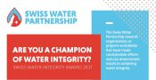 SWISS WATER INTEGRITY AWARD 2017