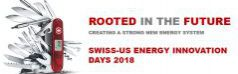 Swiss-US Energy Innovation Days 2018