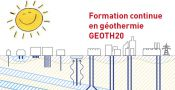 Formation continue en géothermie GEOTH20
