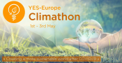 Construire un monde durable avec le Climathon YES – Europe